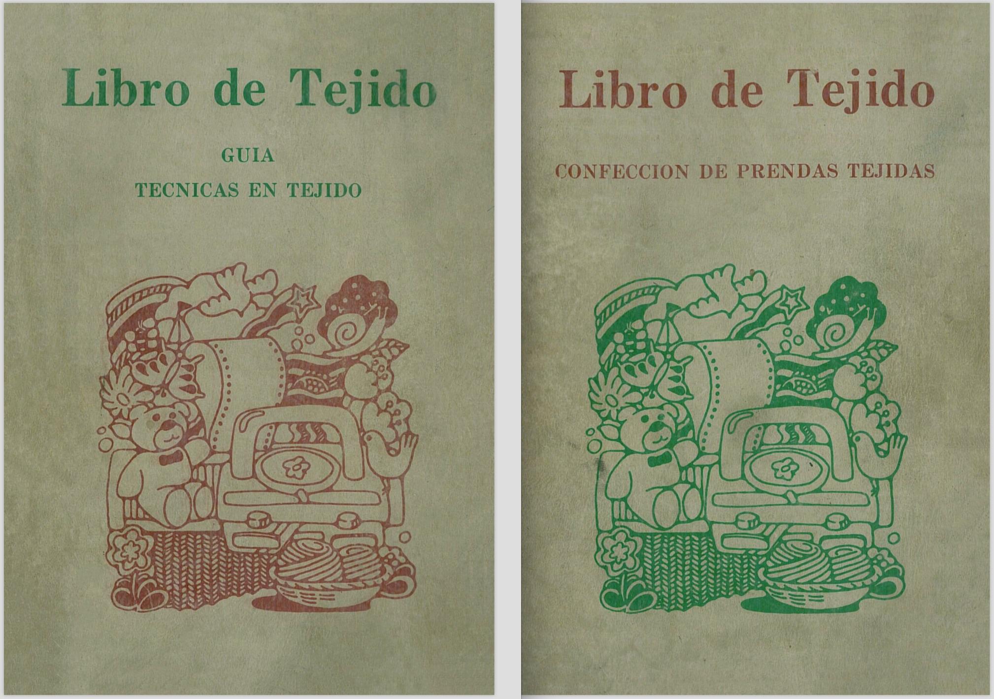libros de tejido 2
