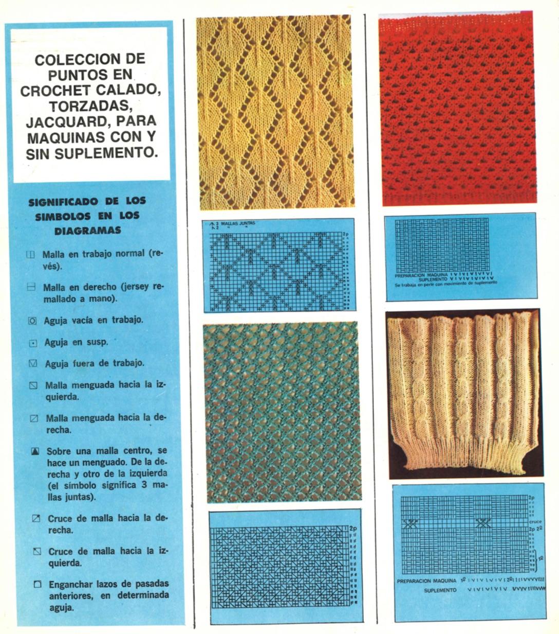 El arte de tejer a maquina 3
